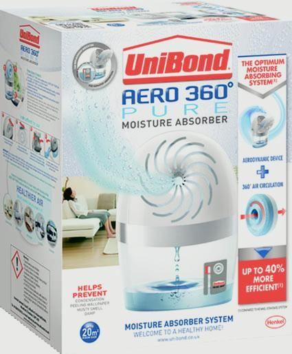 Unibond Aero 360 Moisture Absorber Large