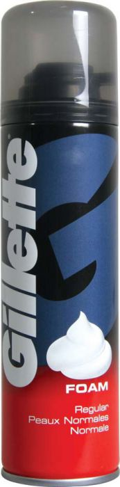 Gillette Shaving Foam 200Ml Regular