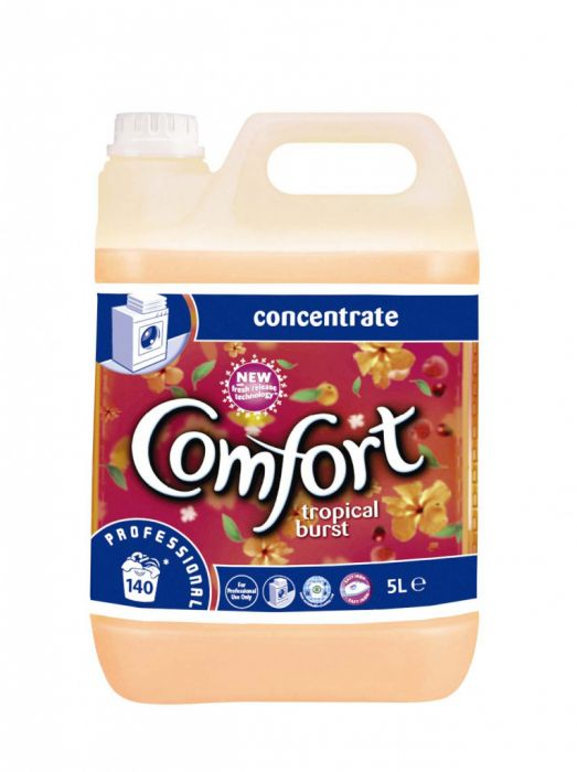 Comfort Tropical Burst 5L 140 Wash