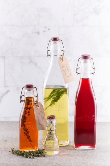 Kilner Clip Top Preserve Bottle 0.55L