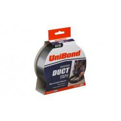 Unibond Duct Tape Black 50Mm X 50M
