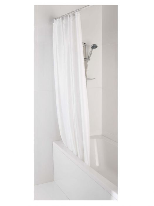 Mx 100% Polyester Shower Curtain 1800 X 1800
