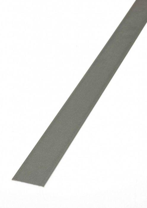 Rothley Flat Bar Galvanised Steel 23.5Mm 1M