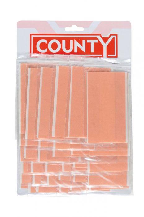 County Fabric Strip Dressing Card 36