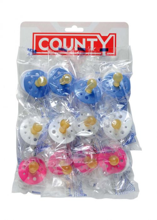 County Baby Soothers Card 12