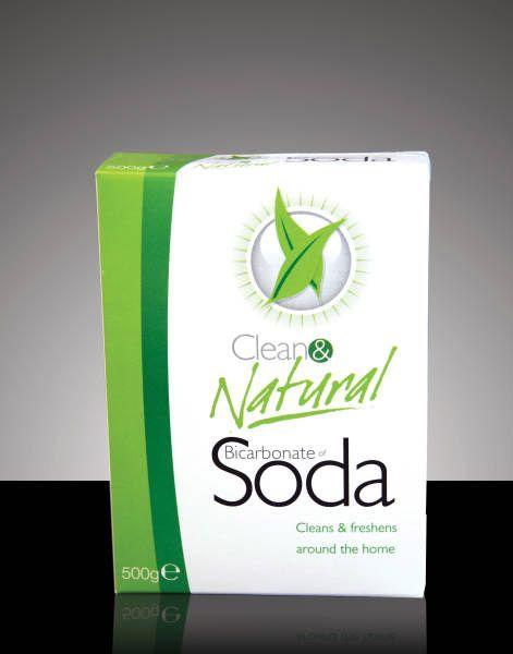 Clean & Natural Bicarbonate Soda 500G