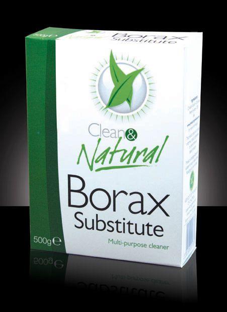 Clean & Natural Borax Substitute 500Gr