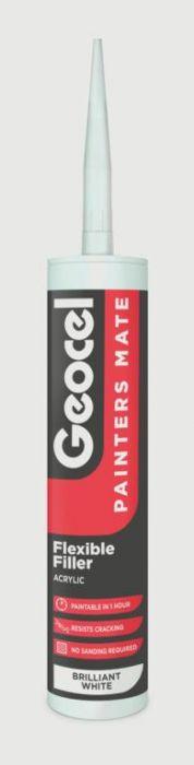 Geocel Painters Mate Filler 310Ml White