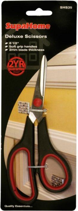 Supahome Deluxe Scissors 6 1/2