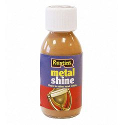 Rustins Metal Shine 125Ml