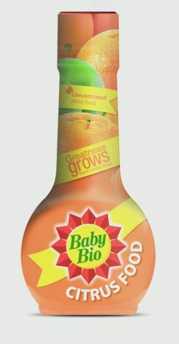 Baby Bio Citrus Food 175Ml