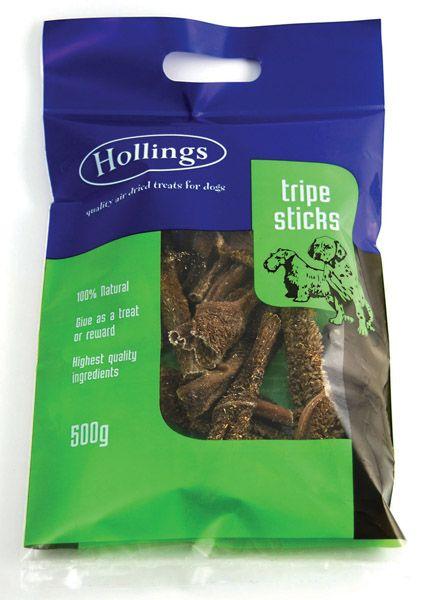Hollings Tripe Sticks 500G