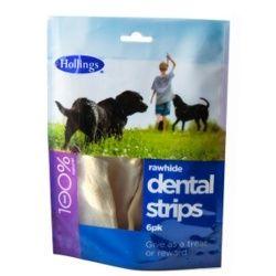 Hollings Dental Strips Pack Of 6
