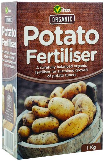 Vitax Organic Potato Fertiliser 1Kg