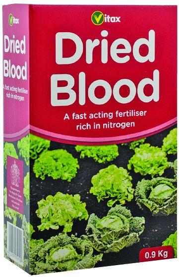 Vitax Dried Blood 0.9Kg
