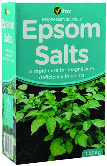 Vitax Epsom Salts 1.25Kg