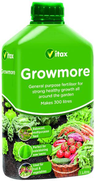 Vitax Liquid Growmore 1L