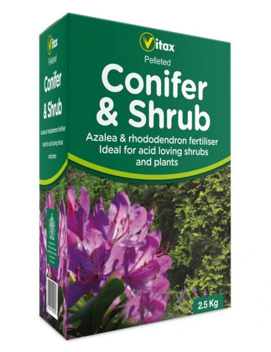Vitax Conifer & Shrub 2.5Kg