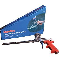 Supadec Expanding Foam Gun