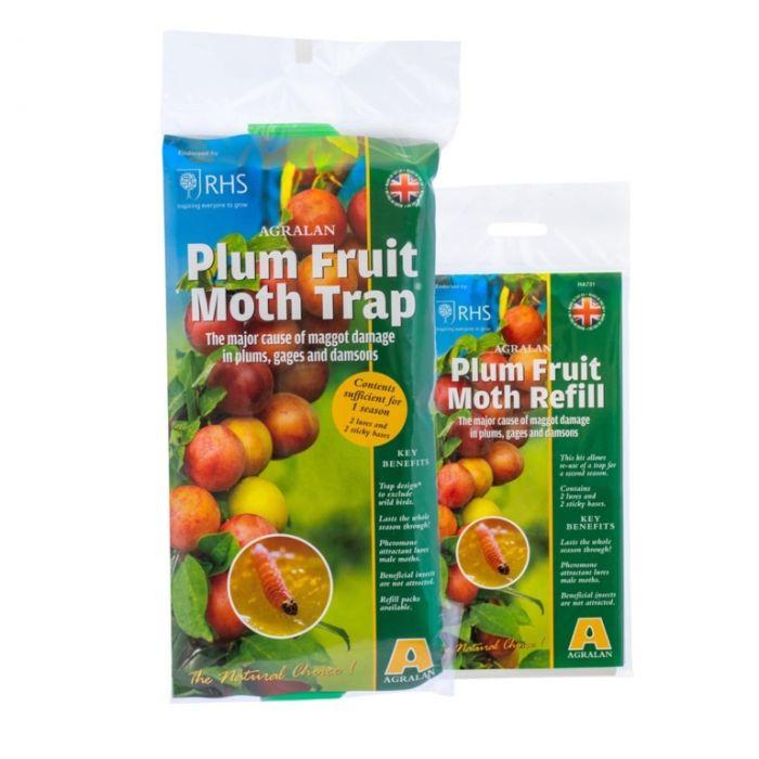 Agralan Plum Fruit Moth Trap Refill