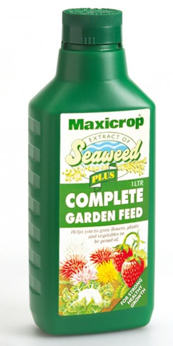 Maxicrop Plus Complete Garden Feed 1L
