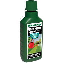 Maxicrop Moss Killer & Lawn Tonic 1L