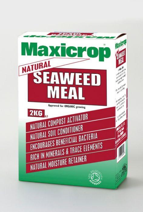Maxicrop Seaweed Meal 2Kg