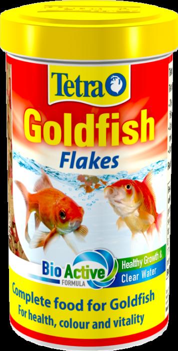 Tetra Goldfish Flakes 500Ml (100G)