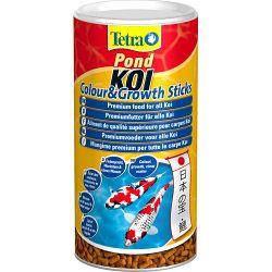 Tetra Pond Koi Colour & Growth Sticks 1L (270G)