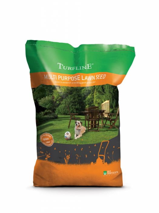 Turfline Multi Purpose Lawn Seed 4Kg Bag