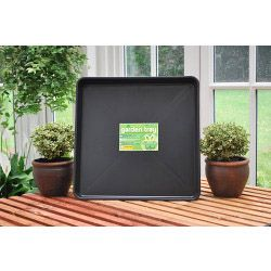 Garland Square Garden Tray Black