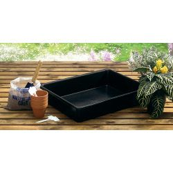 Garland Chieftain Garden Tray Black