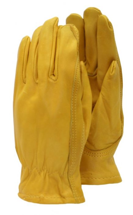 Town & Country Premium - Leather Gloves Ladies Size - M