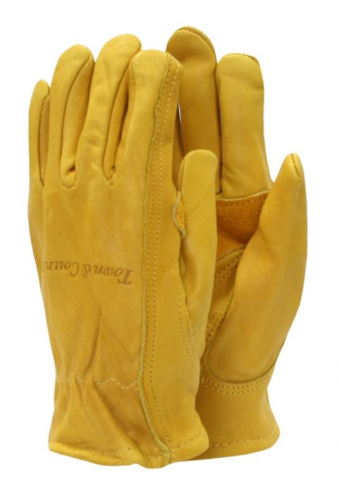 Town & Country Elite - Superior Grade Leather Gloves Ladies Size - M
