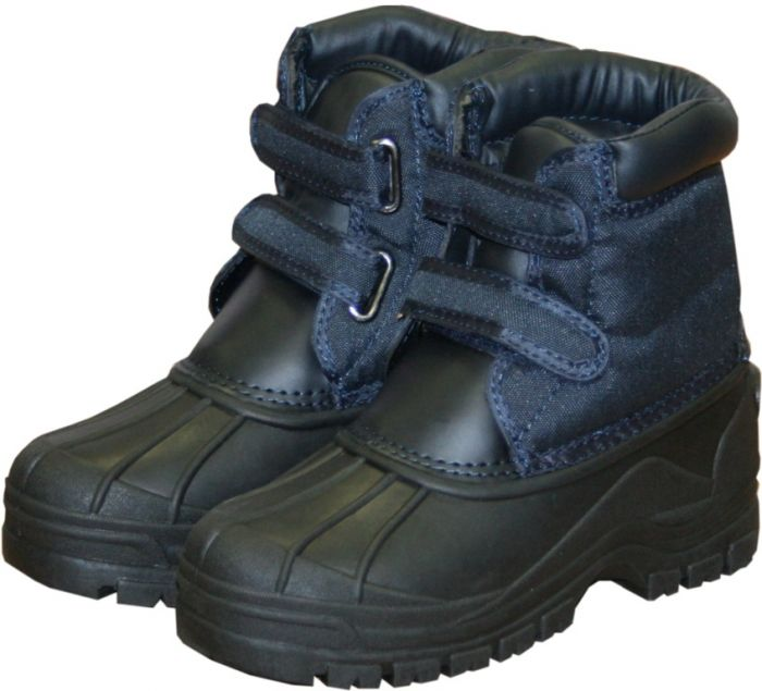 Town & Country Charnwood Navy Boots Size 9