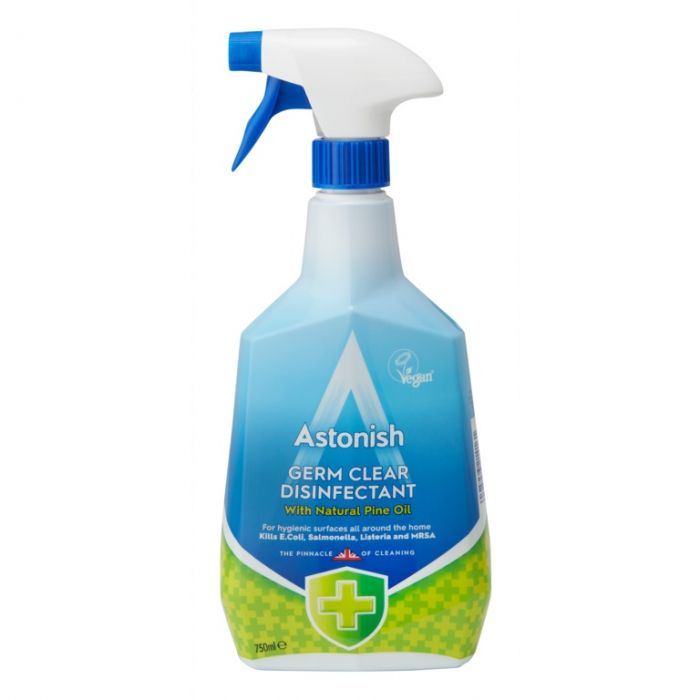 Astonish Germ Clear Disinfectant 750Ml