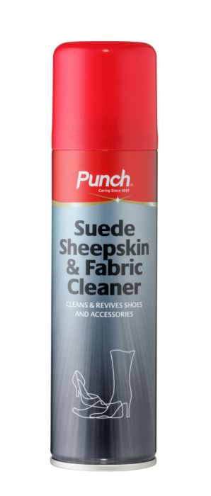 Punch Suede Sheepskin & Fabric Cleaner 200Ml