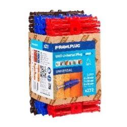Rawlplug Universal Plug Pack 272 Mixed