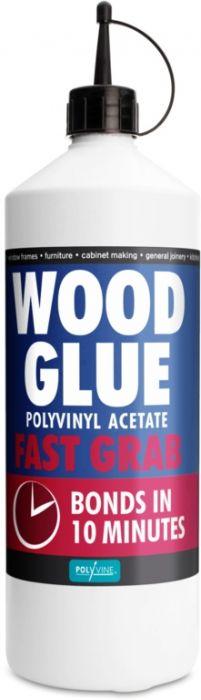 Polyvine Polyten High Speed Wood Adhesive 250Ml