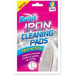 Duzzit Iron Cleaning Pads 3 Pack