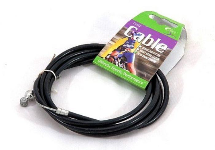 Sport Direct Brake Cable - Black Rear