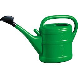 Green Wash Essential Watering Can 10L Green