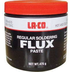 La-Co Regular Flux Paste 475G