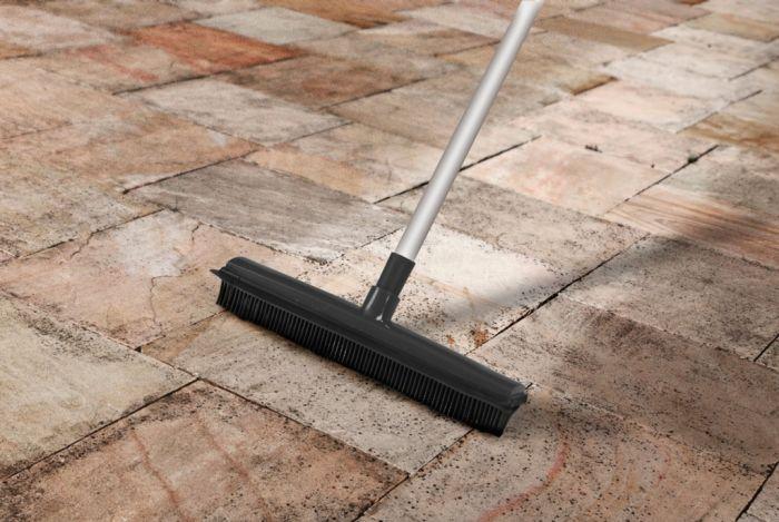 Supahome Rubber Bristled Broom 11 (29Cm) Head