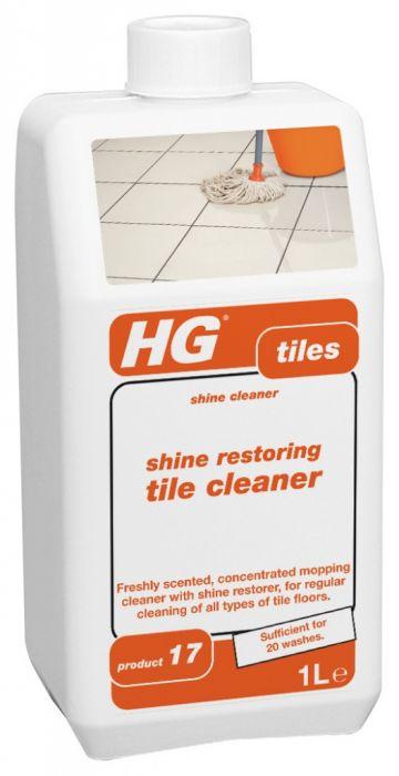 Hg Shine Cleaner 1Lt
