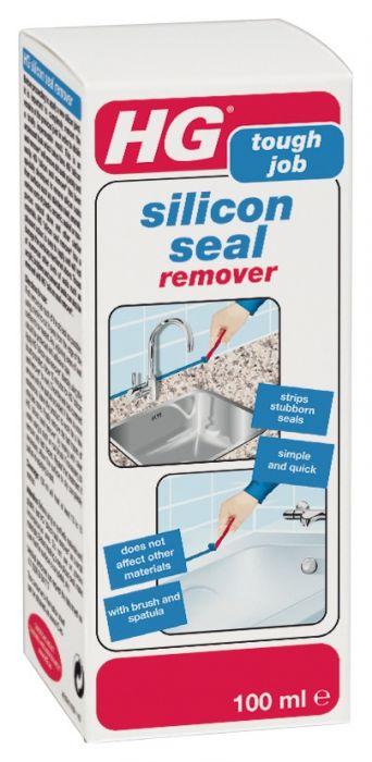 Hg Silicone Remover 100Ml