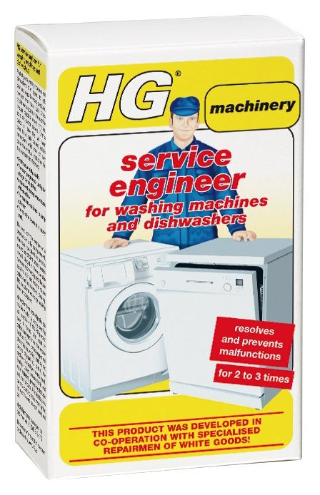 Hg Service Engineer For Washing Machines & Dishwashers 200Ml