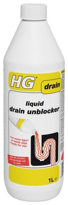 Hg Liquid Drain Unblock 1Lt