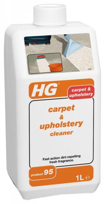Hg Carpet And Upholstery Cleaner 1Lt