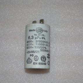 Capacitor 6.3 Mfg Ref C107/3